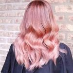 How to Get the Rose Gold Hair Color Trend